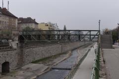 1313.kmb Lagertausch Badhaussteg und Bitterlichbrücke
