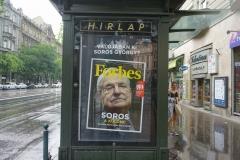 Soros György, vom Feindbild der Linken zu deren Säulenheiligen in nur 20 Jahren