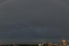 Vienna  Sky  at 8 pm
