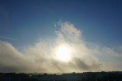 Vienna Sky  at  6 am