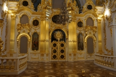 The private Chapel of the Romanovs