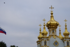 Chapel of Peterhof Palace