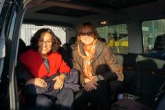 Maria Nelly & Veronika relatively happy