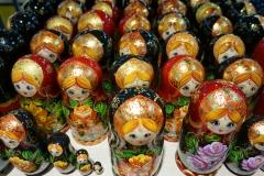 a short break for popular art....Matrjoschka Dolls -