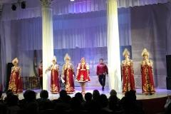 Folk Show at the Nikolayevsky Palace