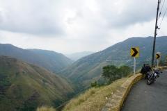 on the way to the finca ´El Regalo´