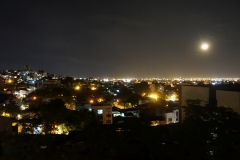 nightview from terrace straight