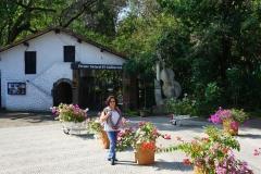 Entrance to Park El Gallineral
