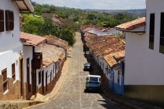 street of Barichara