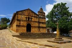 church of Barichara