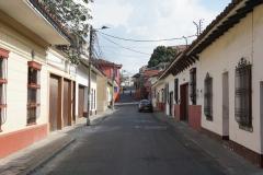 street of San Antonio, old quater of Cali