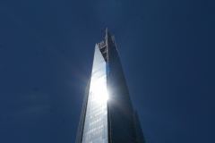 the famous Shard