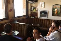 endgame FRA vs. KRO at the pub