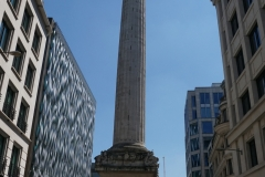 Monument to the great fire of London 1666