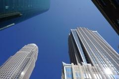 just little bank buildings