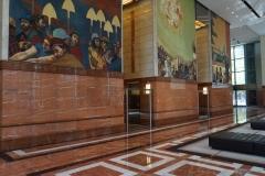Bank of America - lobby