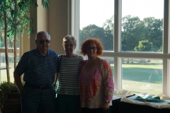 Vernon, Janice and Marion