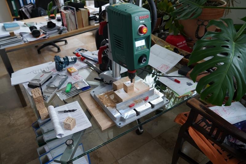 My new pillar drilling machine