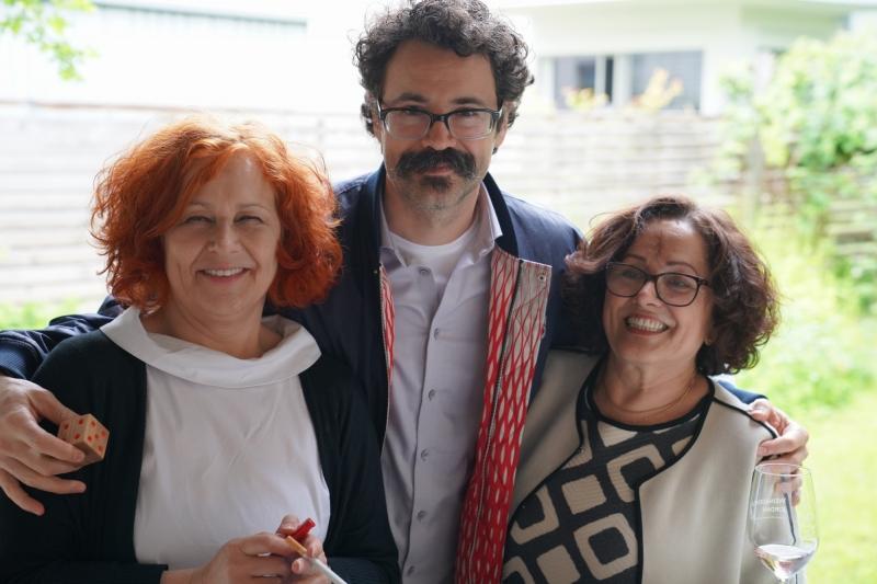 Marion, Thomas, Maria Nelly