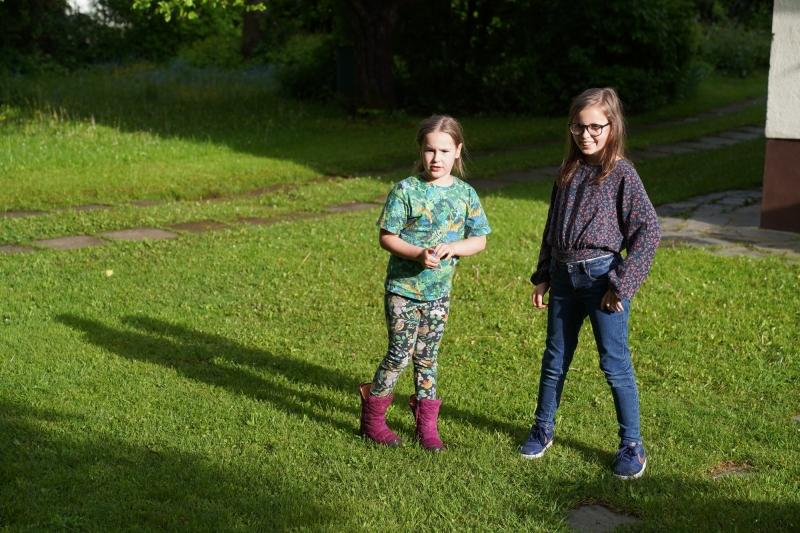 Rebecca & Ava