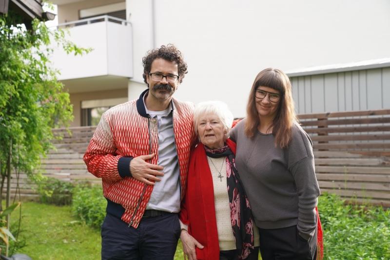 Thomas, Frieda, Natasa