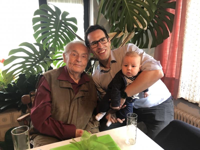 Hans, Manuel & Leonas