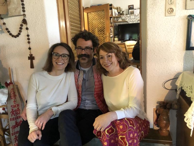 Katrin, Thomas & Christina
