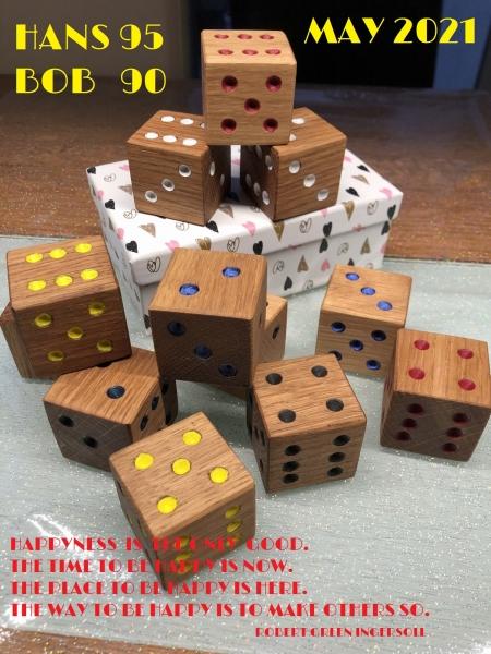 The Magic Cubes