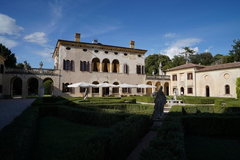 Villa Giona, built around 1550 A.C.