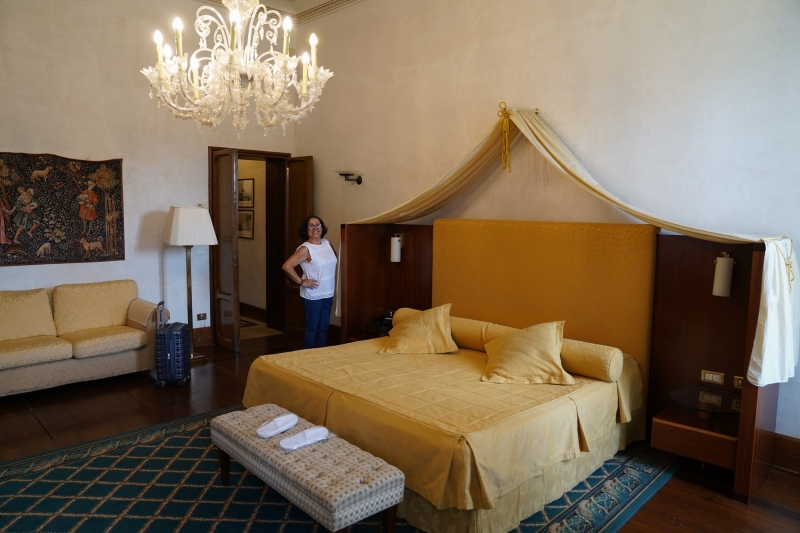 our suite, not bad, isn´t it