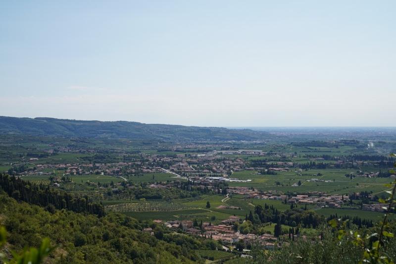 Valley from  San Giorgio