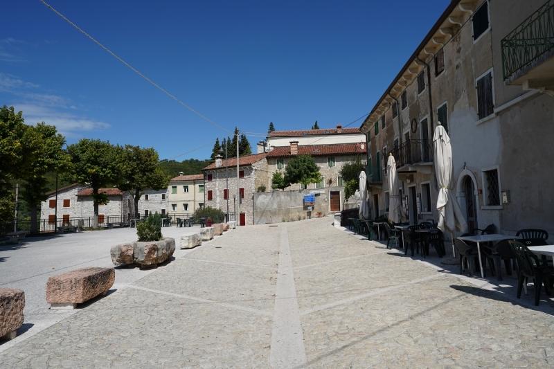Piazza near San Giorgio
