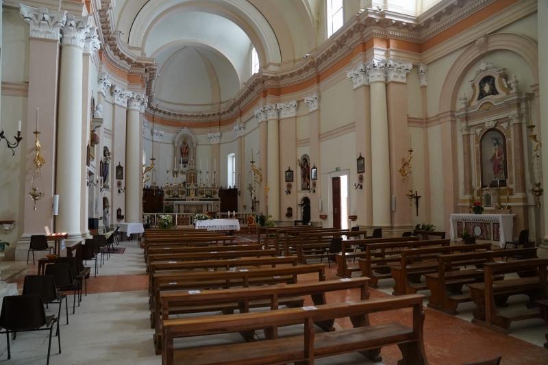 Murano, Inside the church