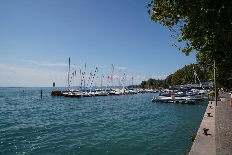further north at Garda ( Town ), at the quay