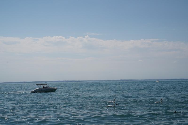 Looks really like the sea