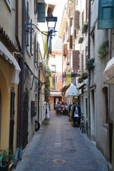 downtown Garda