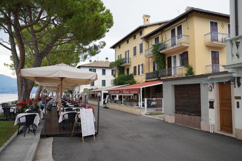 Ristorante Pizzería   Paradiso de Robertino..... unfortunately far too expensive