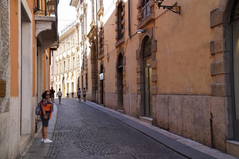down-town Verona
