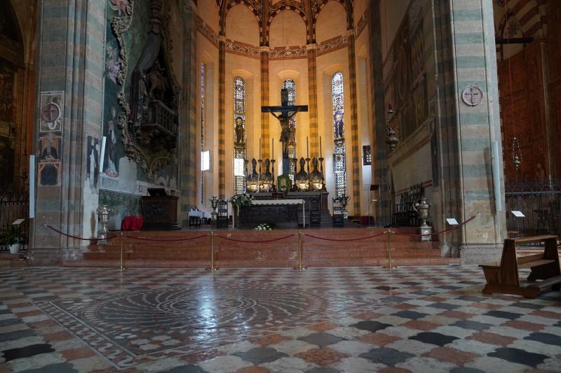 Saint Anastasia church