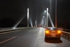 A4 Donaukanalbrücke - ein echter Pauser