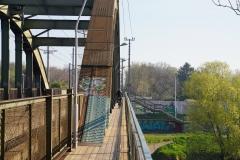 Ostbahnbrücke über Donaukanal