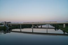 Neue Donau - U2 Brücke