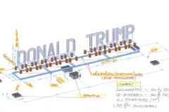 KWO Konstruktionsentwurf - Alternative, statisch machbar aber politisch untragbar