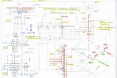 ADO  Entwurf Kopplungen der Schwimmkörper