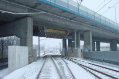 213.s7 Strecke in Betrieb