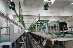 824.wls Unterkonstruktion Bereich Bahnsteig