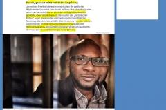 2018-06-10  das nächste Opus des coolen, schöngeistigen Intellektuellen wird vss. die durch das weiße Patriarchat verursachten Schlachtorgien in Ruanda aufarbeiten.