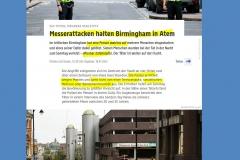2020-09-06  vermutlich wieder kein sog. Hassverbrechen, sondern nur die üblichen psychischen Probleme britischer Staatsbürger