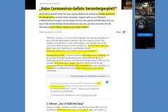 2020-09-10 Kloakenjournalismus &  Buchwerbung