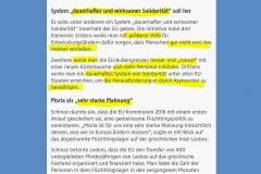 2020-09-11  die EU-Bürokraten scheissen drauf, dass 80% der Europäer nicht wollen was sie tun